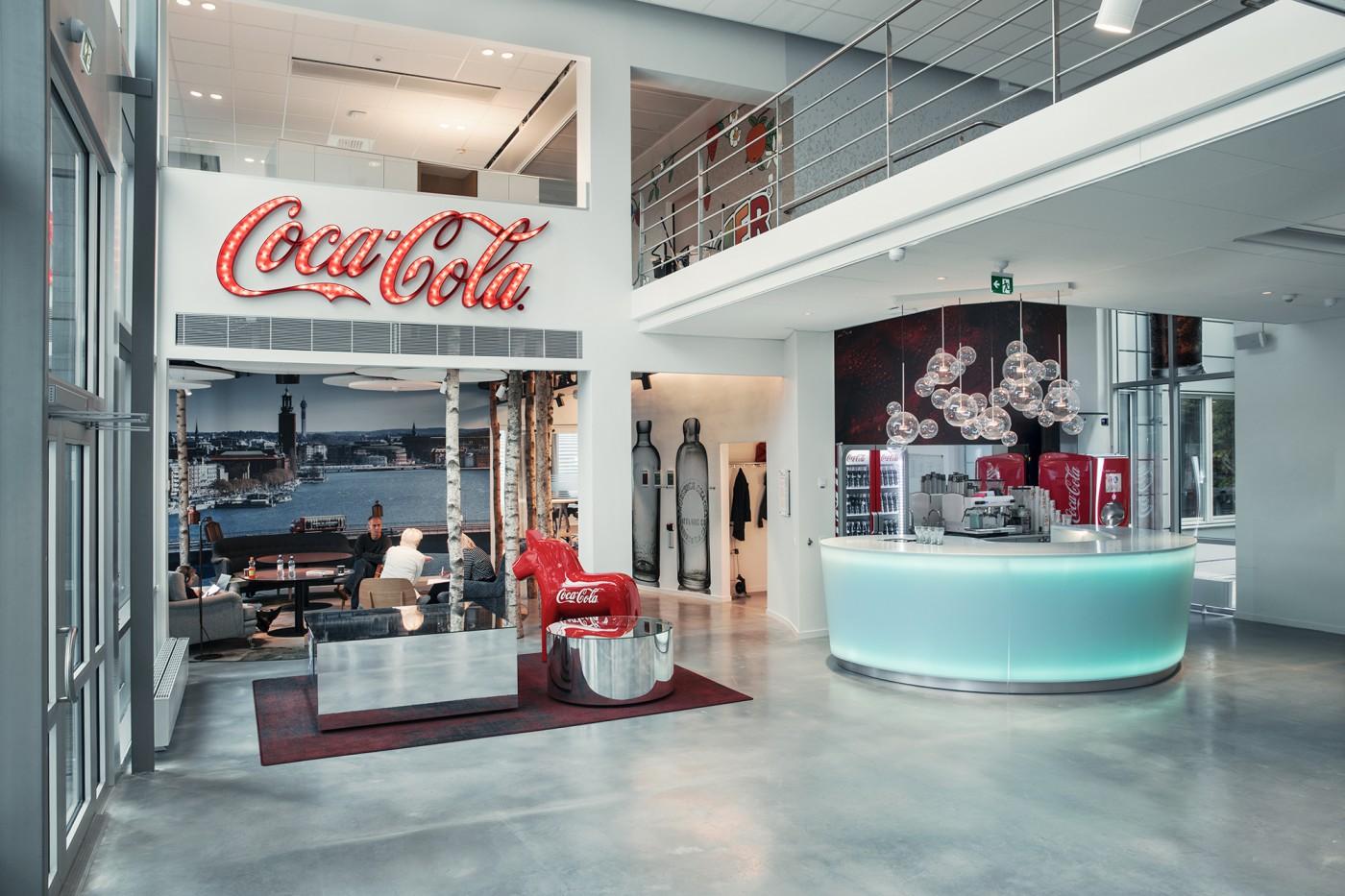 coca cola enterprises sverige