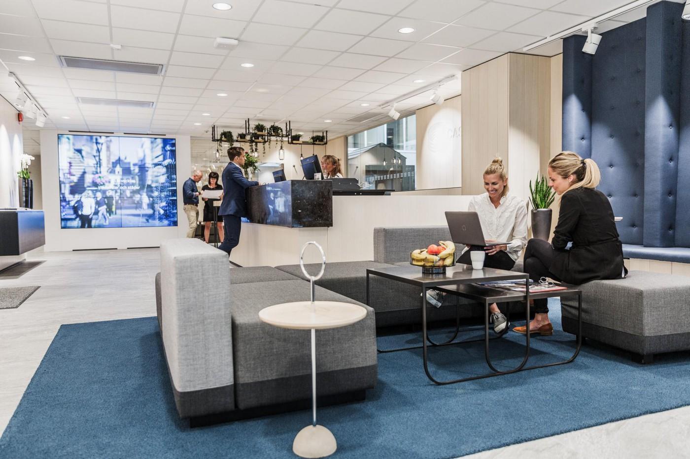 34912b5296 Under våren 2017 har två nya Castellumkontor färdigställts varav ett är  centralt beläget på Östra Hamngatan 16 i Göteborg.